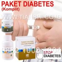 Paket Diabetes Komplit Calcium Shutang & Chitin Chitosan Diacont Tiens