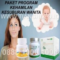 Paket Program Kehamilan dan Kesuburan Reproduksi Wanita Tiens/Tianshi