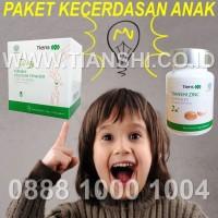 Paket Kecerdasan Anak Kalsium Zinc Tiens/Tianshi Perkembangan Otak