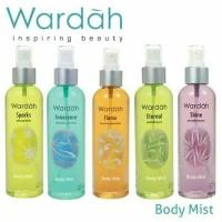 Harga Body Mist Wardah Travelbon.com