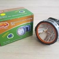 Senter Lampu Kepala Dony KL 195 DIMMER 10 Watt