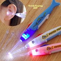 Korek Kuping LED SWORD (Membersihkan telinga anak jadi mudah)