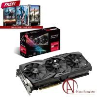 Promo AMD Radeon - Asus - ROG-STRIX-RX590-8G-GAMING / RX 590 STRIX 8GB