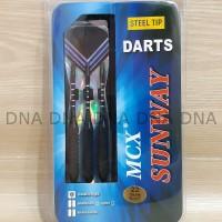 Dart Arrow SUNWAY MCX 22 GRAM / Anak Panah Dart Board - ORIGINAL