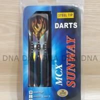 Dart Arrow SUNWAY MCX 18 GRAM / Anak Panah Dart Board - ORIGINAL