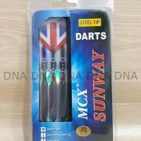 Dart Arrow SUNWAY MCX 20 GRAM / Anak Panah Dart Board - ORIGINAL