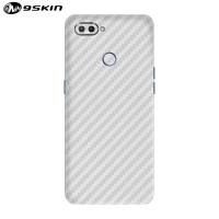 9Skin - Premium Skin Protector for Realme 2 pro - 3M White Carbon