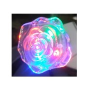 Lampu Tidur / LED Night Light ROSE 220V / 1W