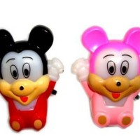 Lampu Tidur / LED Night Light Mickey Mouse 220V / 1W