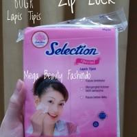 Selection Lapis Tisip 60gr 60 gr Kapas Wajah Special Zip Lock