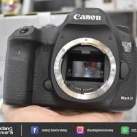 [SECONDHAND] Canon EOS 5D Mark III - BO 6112 - Gudang Kamera Malang