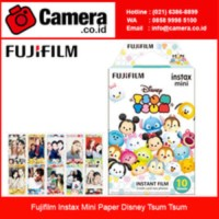Fujifilm Instax Mini Paper Disney Tsum Tsum / Paper Fuji Instax