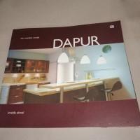 seri menata DAPUR oleh Imelda Akmal