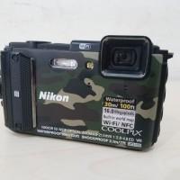 Spare Part / Kanibalan Nikon Coolpix Waterproof W300 Camo