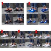 sepatu sans murah sepatu pria sneakers