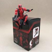 Action Figure Deadpool Marvel Series - Model 4