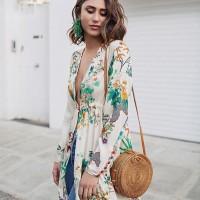 Tas Selempang Wanita Straw Summer Beach Bag Square FT