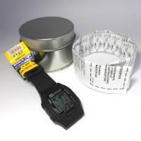 Q&Q QnQ QQ data bank slim globe Original Jam tangan digital ( bekas )