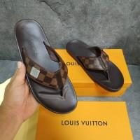 9fc0bcc9d28d Jual Sandal Louis Vuitton Murah - Harga Terbaru 2019