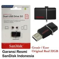 SANDISK FLASHDISK Sandisk OTG ULTRA DUAL DRIVE USB 3.0 32GB / USB OTG