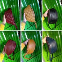 tas kulit asli/tas pinggang waitsbag