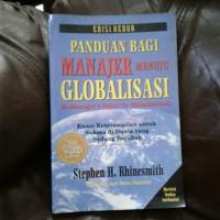 Panduan Bagi Manajer Menuju Globalisasi