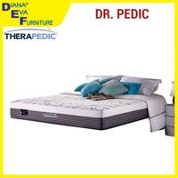Kasur Dr Pedic 200x200 - Therapedic Spring Bed