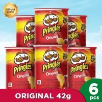 Pringles Original 42gr Happy Package (6 Pcs)