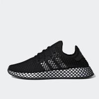 c1e3a59863a54 Sepatu Sneakers Adidas Wmns Deerupt Runner Black Original CG6088