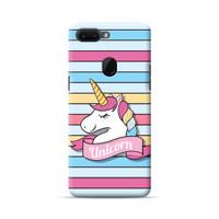 unicorn case Oppo a7 f9 f7 f5 f3 f1s a3s realme 2 Vivo v11 v9 y91 y81