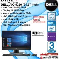 DELL Optiplex AIO 5260 (21.5 Inch) Intel Core i5-8500/4GB/1TB/WIN10PRO