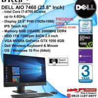 DELL Optiplex AIO 7460 (23.8) Intel Core i7-8700/8GB/1TB/VGA/WIN10PRO