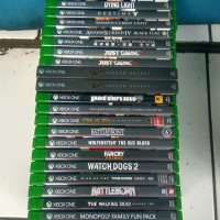 Kaset BD ORI Xbox One , Ada Banyak Pilihan Judul