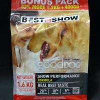 Harga makanan anjing good dog show performance formula 1 6 kg 01   antitipu.com