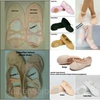 Sepatu Balet Ballet Shoes Split Sole Ukuran Anak