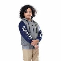 Jaket Anak IK 5ISK44 Sweater Jaket Hoodies Anak Laki-laki Fashionable