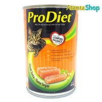 ProDiet - 400g Fresh Tuna kornet kucing wet food pro diet