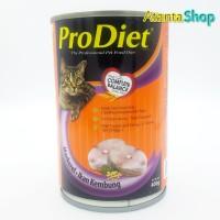 ProDiet - 400g Mackerel kornet kucing wet food pro diet