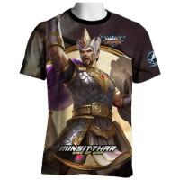 Minsitthar Skin King of War Mobile Legends T-shirt