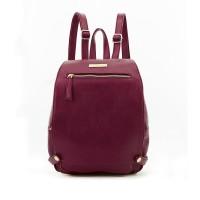 Stylish Backpack Ransel Tas Wanita Sophie Martin Import Kuli SALC1791