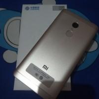 XIAOMI REDMI NOTE 4X BEKAS RAM 4 INTERNAL 64 GB WARNA GOLD | EMAS