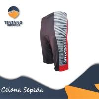 Celana Sepeda Padding Ketat MTB S007 SPECIALIZED Roadbike Pendek Gowes