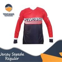 Jersey Sepeda SPECIALIZED C130 Baju Kaos Cross Downhill
