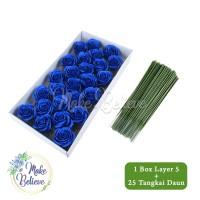 ... Harga Bunga Sabun 5 Mawar Hargano.com, Rp 200.008. Flower Soap Bouquet Buket ...