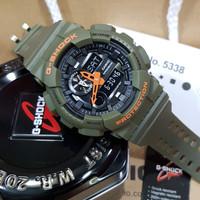 TERBARU Jam tangan pria G SHOCK GAX100 original bm