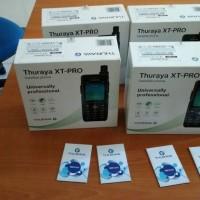 Thuraya XT Pro Satellite Phone + Kartu + $20
