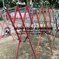 Jemuran Alumunium Bina Karya