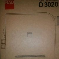 NAD D 3020 Hybrid Digital DAC Amplifier