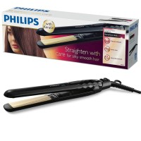 Philips HP 8348 Catokan Rambut Hair Straightener Digital KeraShine
