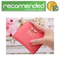 Dompet Wanita Forever Friend Bahan Kulit - Watermelon Red
